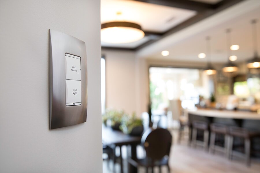 Control4 Lighting Illuminates Your Home & Lifestyle