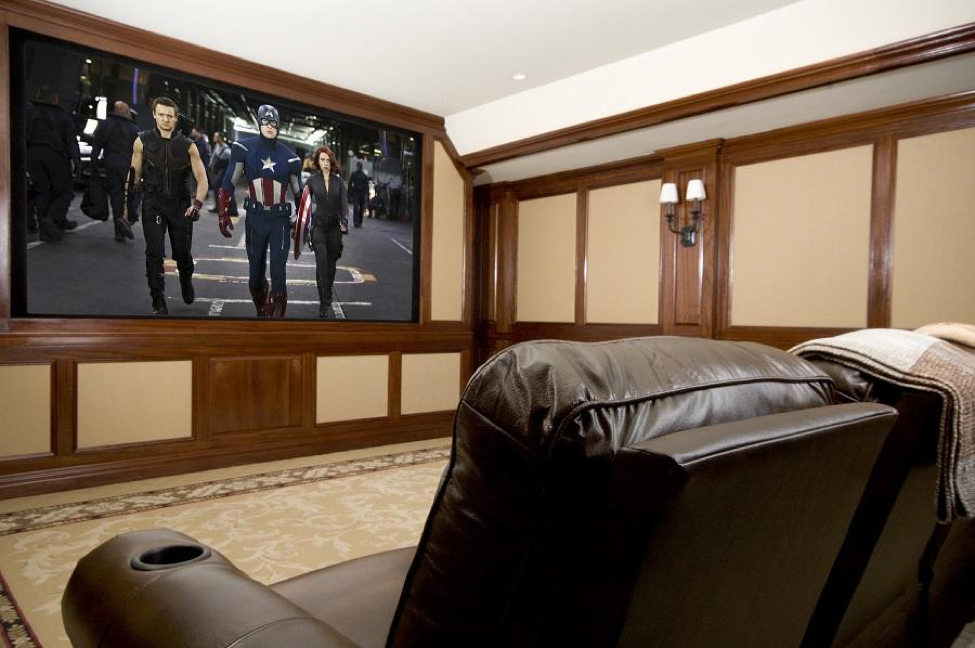 Bring the Cinema Experience to Your Home!