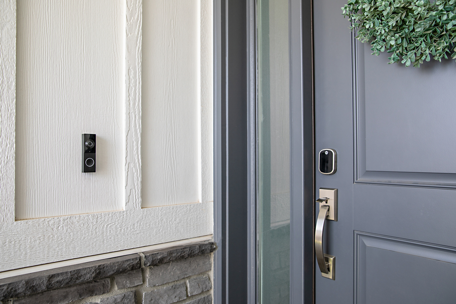 Upgrade Your Doorbell with Chime from Control4